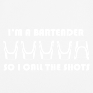 im a bartender so i call the shots - Men's Breathable T-Shirt