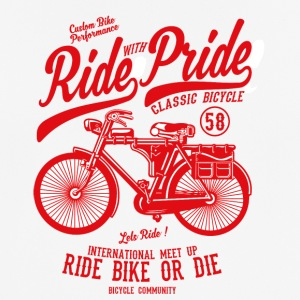 Ride With Pride2 - Männer T-Shirt atmungsaktiv