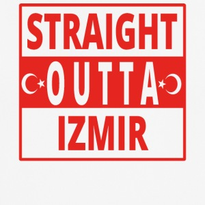 Straight outta Izmir TUeRKEI - Men's Breathable T-Shirt