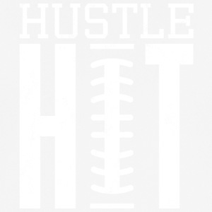 Super Bowl / Football: Hustle Hit - T-shirt respirant Homme