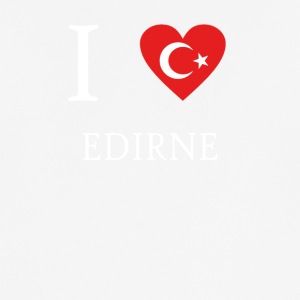 Love Tuerkiye Turkey EDIRNE - Men's Breathable T-Shirt