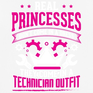 technicien REAL PRINCESSES - T-shirt respirant Homme