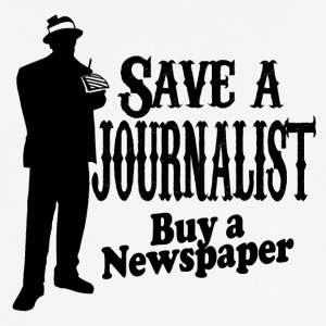 Save a journalist - Men's Breathable T-Shirt