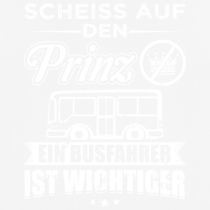 Bus driver SCHEISSPRINZ - Men's Breathable T-Shirt
