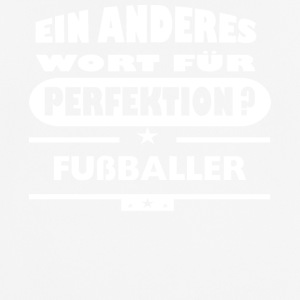 Footballer Other word for perfection - Men's Breathable T-Shirt