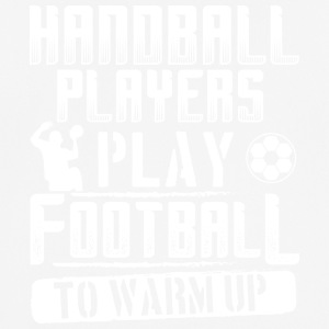 Handball FOOTBALL WARM UP - Männer T-Shirt atmungsaktiv