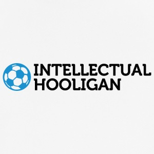 Intellectuele Hooligan - mannen T-shirt ademend