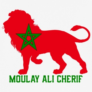 Moulay ALI CHERIF - Camiseta hombre transpirable