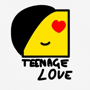 Emo Boy: Teenage Love - Andningsaktiv T-shirt herr