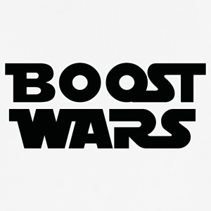 BOOST WARS - Men's Breathable T-Shirt