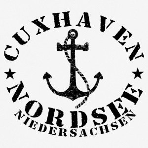 Cuxhaven Logo - Men's Breathable T-Shirt