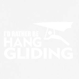Hang Gliding - Pustende T-skjorte for menn