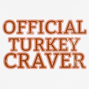 Thanksgiving / Thanksgiving: Turquie officiel Crav - T-shirt respirant Homme