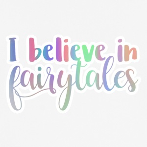 Fairy Tales: I Believe In Fairytales - Men's Breathable T-Shirt