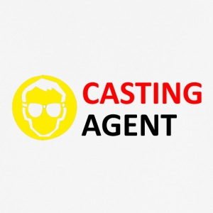 CASTING AGENT - Men's Breathable T-Shirt