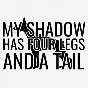 Dog / Doberman: My Shadow Has Four Legs And A - Men's Breathable T-Shirt