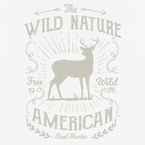 Wild Nature2 - Men's Breathable T-Shirt