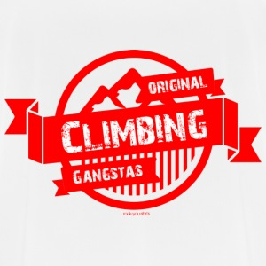 Climbing gangstas - Men's Breathable T-Shirt