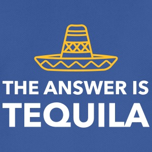 The Answer Is Tequila - Men's Breathable T-Shirt