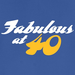 40 Years Old And Fabulous! - Men's Breathable T-Shirt