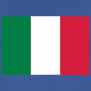 National Flag Of Italy - Herre T-shirt svedtransporterende