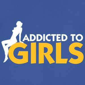 Addicted To Girls! - Men's Breathable T-Shirt