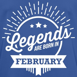legends are born february February birthday