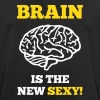 Sexy Brain - Men's Breathable T-Shirt