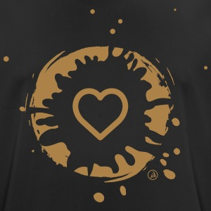 Heart and Mud - Men's Breathable T-Shirt