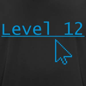 Level 12 - Herre T-shirt svedtransporterende