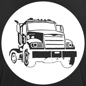 camions routiers - T-shirt respirant Homme