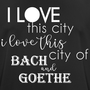 bach goethe - Men's Breathable T-Shirt