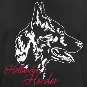 Dutch Shepherd - Andningsaktiv T-shirt herr