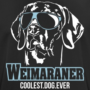 WEIMARANER coolest dog ever - Men's Breathable T-Shirt