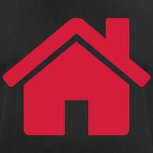 Home Red - Andningsaktiv T-shirt herr