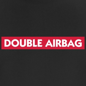 Dual Air Bags - Men's Breathable T-Shirt