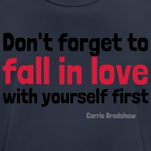 Love Yourself - Men's Breathable T-Shirt