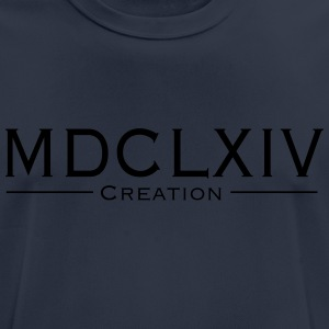 MDCLXIVcreation - Men's Breathable T-Shirt