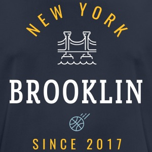 NEW YORK - BROOKLIN - Men's Breathable T-Shirt