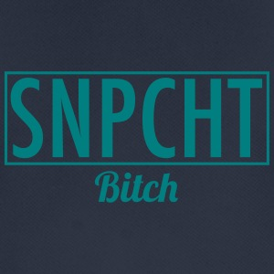 Snapchat bitch - Men's Breathable T-Shirt