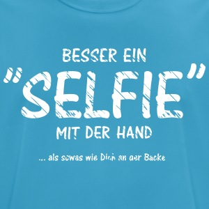 BesserEinSelfie - Men's Breathable T-Shirt
