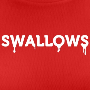 I Swallow ... - Women's Breathable T-Shirt
