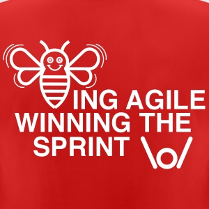 BEING AGILE WINNING THE SPRINT - Women's Breathable T-Shirt