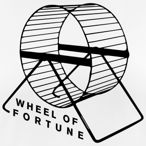 SIIKALINE WHEEL OR FORTUNE - Women's Breathable T-Shirt