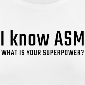 I know ASM - Women's Breathable T-Shirt
