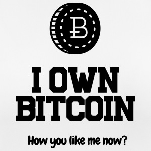 I own Bitcoin! - Women's Breathable T-Shirt