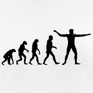 Evolution Cronide - Frauen T-Shirt atmungsaktiv