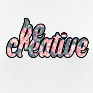 Be Creative T-shirt - Women's Breathable T-Shirt