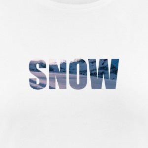 SNOW - Women's Breathable T-Shirt