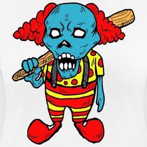 CLOWN - Women's Breathable T-Shirt